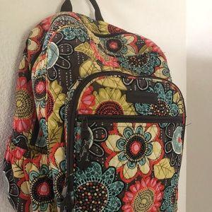Authentic Vera Bradley Backpack
